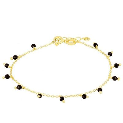 Pulsera Miley Espinela Gold