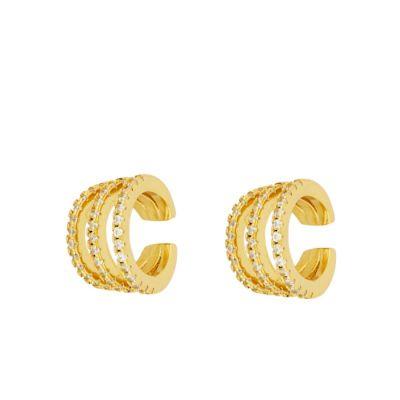 Ear Cuff Olga Gold