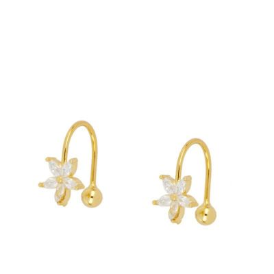 Ear Cuff Sienna Gold