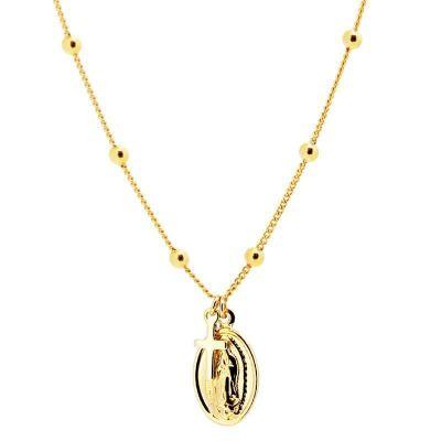 Collar Guadalupe Bolitas Gold