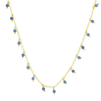 Collar Chiara Jade Gold