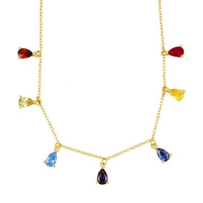 Collar Colores Gold