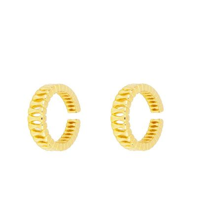 Ear Cuff Nadda Gold