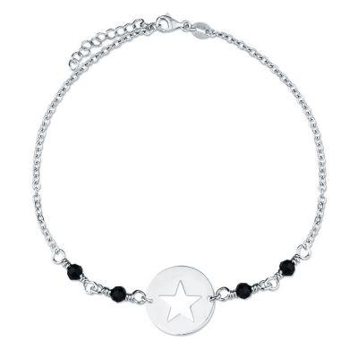 Pulsera Estrellas en Plata