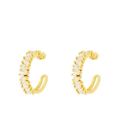 Ear Cuff Betania Gold