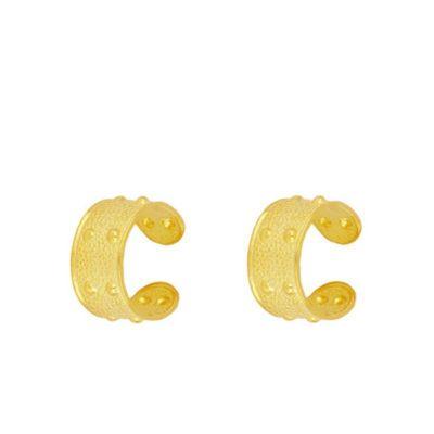 Ear Cuff Love Gold
