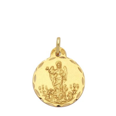 medalla san rafael