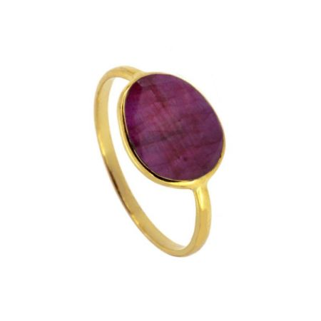 Anillo Lis Red Gold