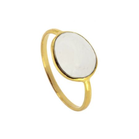 Anillo Lis White Gold