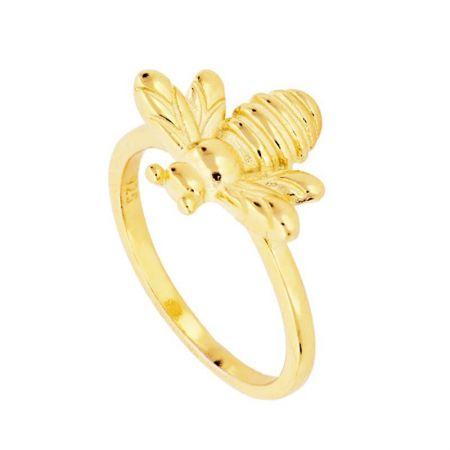 Anillo Bee Gold