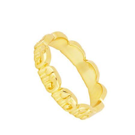 Anillo Safari Gold