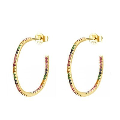 Aros Abril Gold